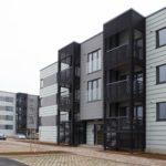 Дома постройки Nordecon в Таммелине. Фото: Nordecon